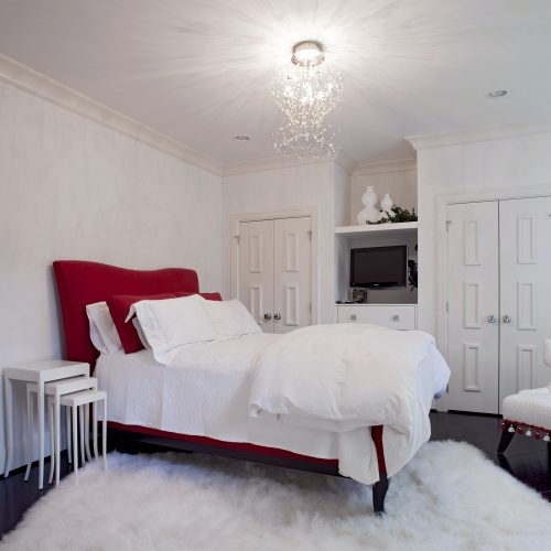 Red-Guest-Bedroom