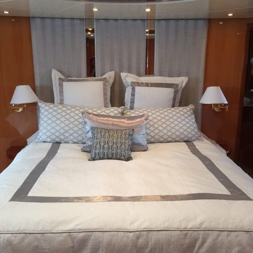 Yacht Master Bedoom Front View